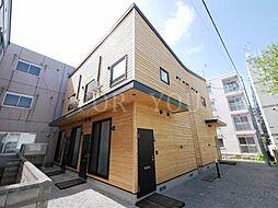Wood MaisonN18[2階]の外観