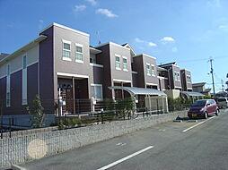 兵庫県加古郡稲美町国岡6の賃貸アパートの外観