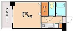 福島Kビル[4階]の間取り