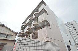 広島県広島市中区江波西2丁目の賃貸マンションの外観