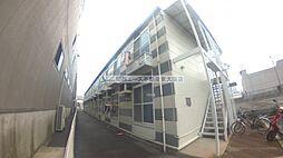 大阪府大東市中垣内6丁目の賃貸アパートの外観