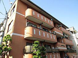パークハイツ駒川中野[3階]の外観