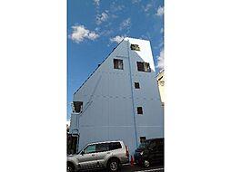 静岡県沼津市高島町の賃貸マンションの外観