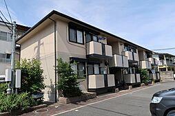 シンフォニックガーデンA棟[1階]の外観