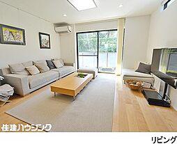 東京メトロ日比谷線 広尾駅 徒歩8分 2LDKの居間
