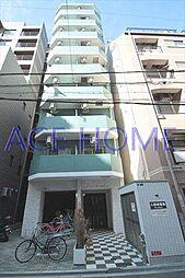 クレシア東心斎橋[502号室号室]の外観