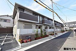 セピアコート八尾北本町[2階]の外観