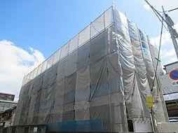 フジパレスフィオーレ八戸ノ里[3階]の外観