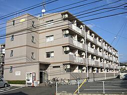 コーポ一畑・西持田[4階]の外観