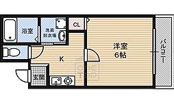 千林大宮駅 4.7万円