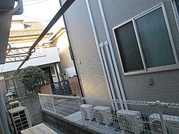 神奈川県川崎市高津区二子2丁目の賃貸アパートの外観