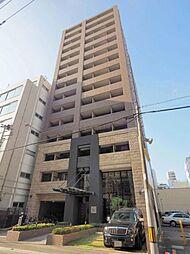 カスタリア堺筋本町[5階]の外観