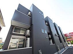 愛知県名古屋市中川区篠原橋通2丁目の賃貸アパートの外観