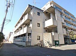 神奈川県横浜市港北区大豆戸町の賃貸マンションの外観