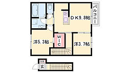 宝殿駅 7.4万円