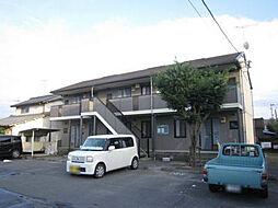 鹿児島県霧島市国分福島1丁目の賃貸アパートの外観