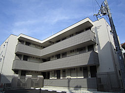 兵庫県神戸市長田区日吉町6丁目の賃貸アパートの外観