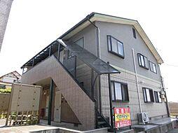 モジューホ加茂[1階]の外観