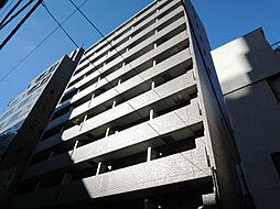 スカイコート日本橋第3[1階]の外観