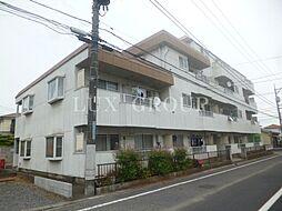 東京都青梅市河辺町6丁目の賃貸マンションの外観