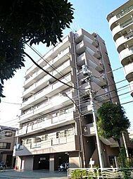 東京都江東区北砂3丁目の賃貸マンションの外観