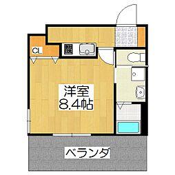 AYASOFYA(アヤソフィア)[101号室]の間取り