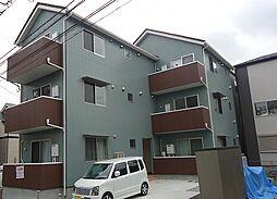 神奈川県横浜市南区中島町1丁目の賃貸アパートの外観