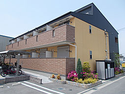 JR片町線(学研都市線) 住道駅 バス8分 平野屋橋西詰下車 徒歩2分の賃貸アパート