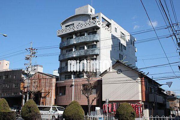 パティオミヤカワ[5階]の外観