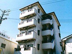 アビレス中松江[5階]の外観