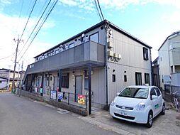 千葉県船橋市三山3丁目の賃貸アパートの外観