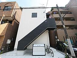 愛知県名古屋市西区香呑町6丁目の賃貸アパートの外観