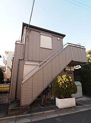 東京都中野区丸山1の賃貸マンションの外観