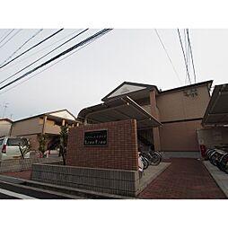 大阪府高槻市淀の原町の賃貸アパートの外観