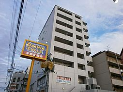大阪府大阪市平野区加美東4丁目の賃貸マンションの外観