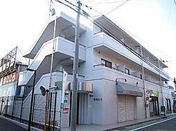 埼玉県富士見市鶴瀬東2丁目の賃貸マンションの外観