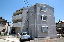 鶴江アレー[3階]の外観