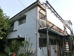 静明荘2[1階]の外観