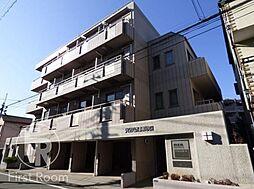 東京都大田区矢口2の賃貸マンションの外観