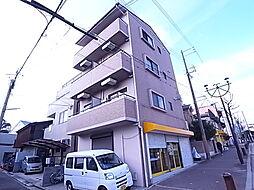モンテメール仲田[2階]の外観