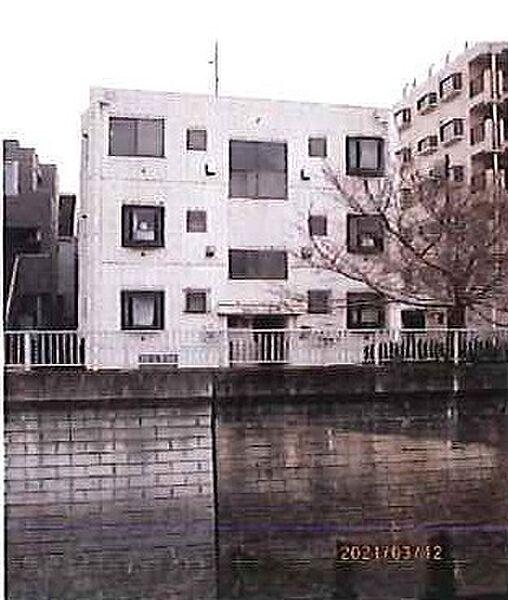 桜台パールコーポ[302号室]の外観