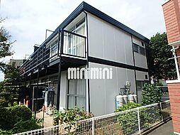 片岡アパート[2階]の外観