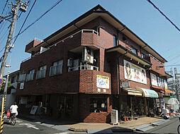 大阪府八尾市山本町1丁目の賃貸マンションの外観