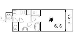 ファーストフィオーレ神戸湊町[11階]の間取り