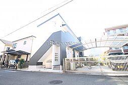 JR横浜線 矢部駅 徒歩4分の賃貸アパート