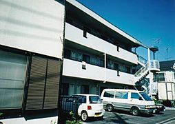 ファミール末広[203号室]の外観