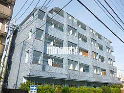 マンション植田[4階]の外観
