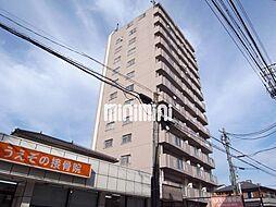 愛知県名古屋市緑区鳴海町字京田の賃貸マンションの外観