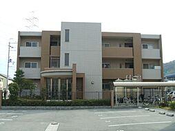 兵庫県姫路市別所町佐土1丁目の賃貸マンションの外観