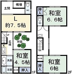 祇園四条駅 10,500万円